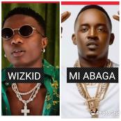 Check Out How Wizkid Was Begging MI Abaga To Notice Him Years Back (PHOTOS)