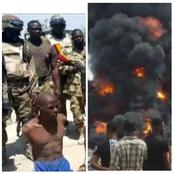 Today's Headlines: 10 Years Old Boy Killed By Soldier In Kaduna, Popular Onitsha Market On Fire