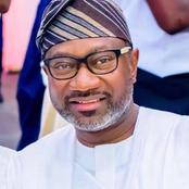 Do You Know That Femi Otedola Was Not Born In Lagos And His Father Was Former Lagos Governor?