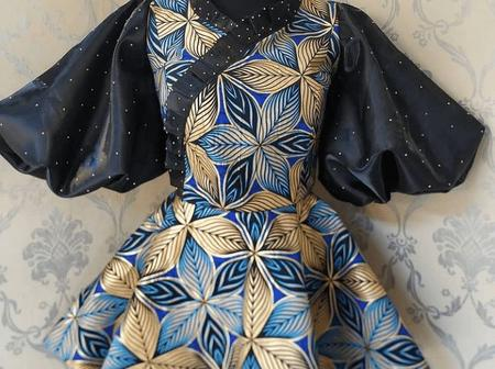 Arewa dress styles that will make you look more beautiful in your events
