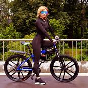 Cool Hairstyles For Cycling