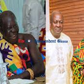 Jubilation time for Ghanaian's after these three people took the covid-19 vaccine (opinion)