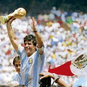 Five Facts You Need To Know About Legendary Diego Armando Maradona