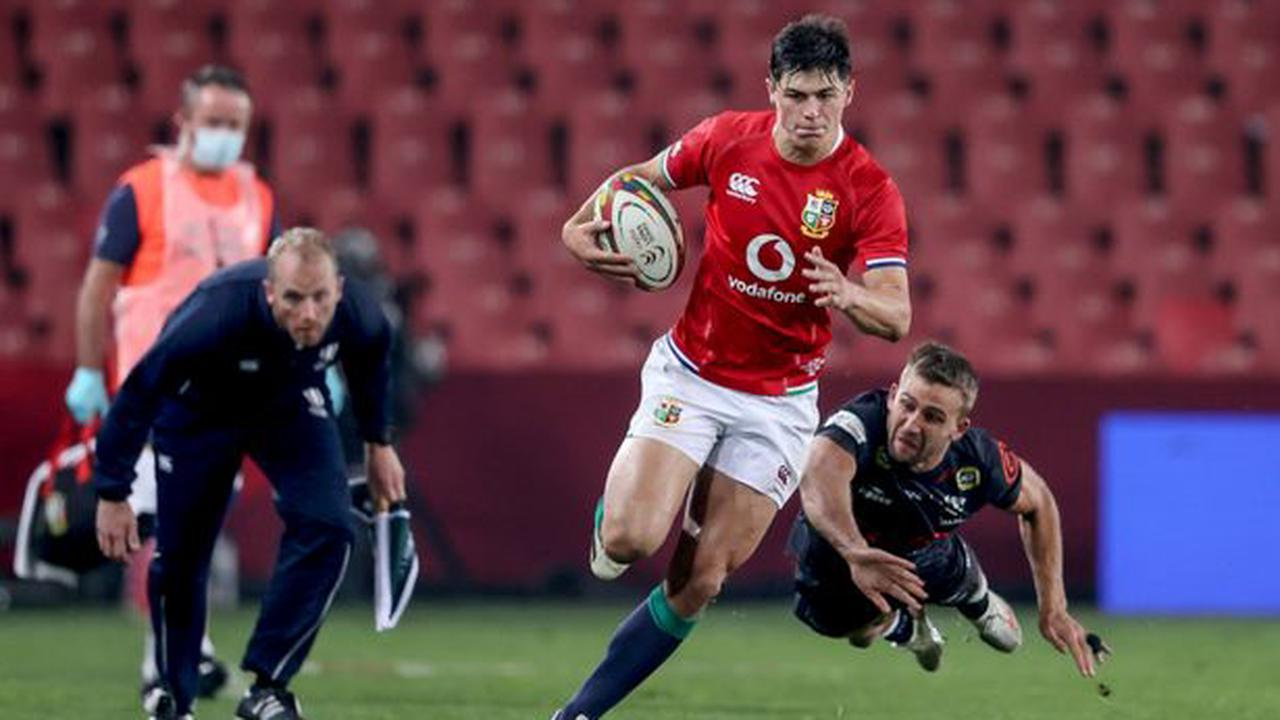 Lions injury update: Nine players isolating revealed, Louis Rees-Zammit update