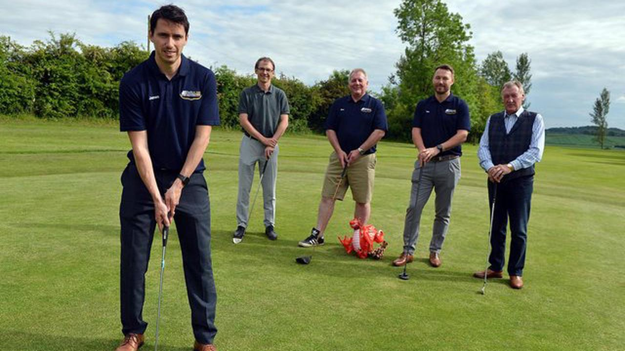 Team from Chesterfield-based Autowindscreens to take on marathon golf challenge in fight against prostate cancer