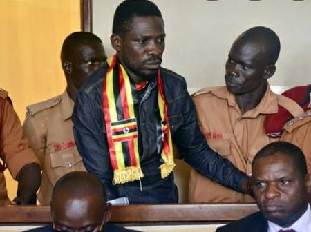 Robert Kyagulanyi moves to court seeking relief from house arrest.