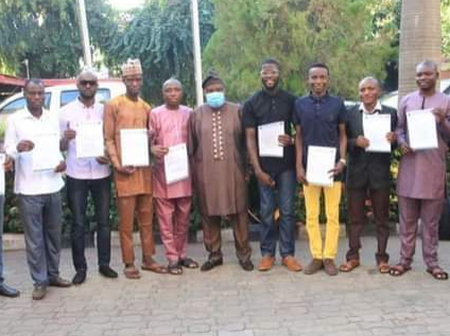 Senator Secures Job For 21 Youths In My Constituency Within Three Months - Man Claims