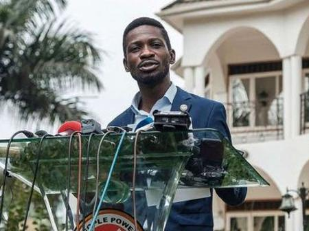 Bobi Wine Will Not Accept Rigged Presidential Election Results in Uganda
