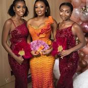 Photos: 50 Beautiful And Trending Lace Styles For All Ladies To Wear To Any Owanbe Party