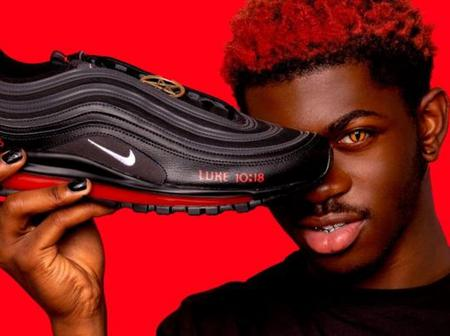 NIKE sues a shoe brand called Satan Shoes for trademark infringement