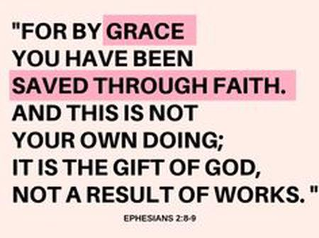Don't Frustrate the Grace of God.