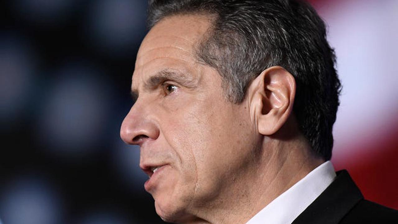Cuomo apologizes amid harassment claims, says he was 'being playful,' never intended to offend or cause harm
