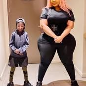 Could This Be Love? See Photos Of Grand P And His Plus Sized Lover