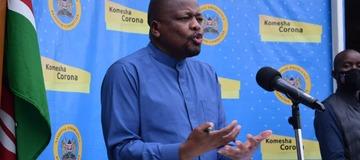 Protect infants from virus, CS Kagwe pleads