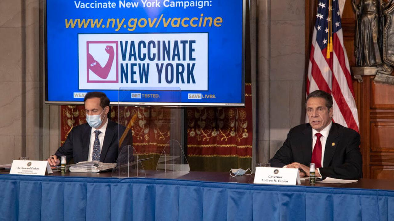 COVID-19 vaccine shortage: Another 250K doses on the way, but Cuomo pleads for more