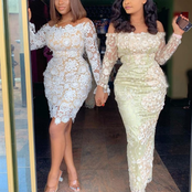 Ladies, See 33 Adorable Aso Ebi Styles For Your Next Owambe (Pictures)