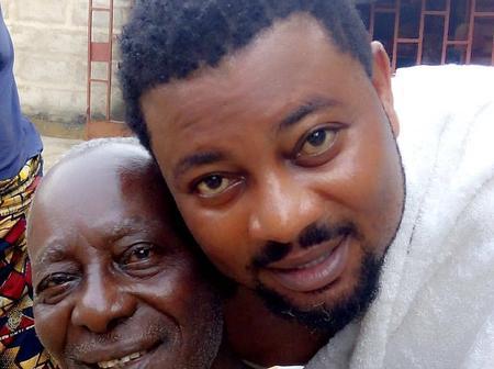 Popular Yoruba Actor, Kunle Adegbite Loses Dad