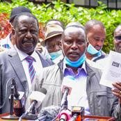 Major Boost to Raila's Camp as they Welcome New Leader and Top Official from Rival Party