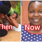 Lady Who Was Bedridden For 7 Years Finally Walks Again, See Her Recent Condition (Photos)