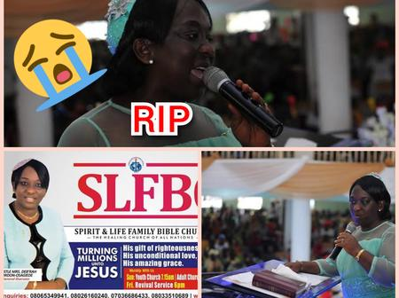 Painful Exit: A Nigerian Female GO Just Died At 62