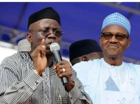 Reactions As Tunde Bakare Declares God Showed Him Buhari Will Stabilize Nigeria