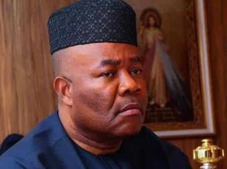 APC Akwa Ibom State Chapter Sacks Akpabio As Party Leader