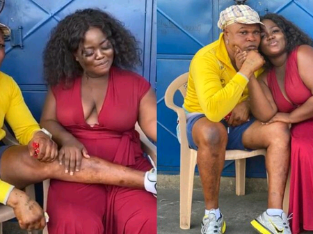 Queen Peezy Has Dated 50 Men in 5 Years And She Reveals Her Sotry With Bukom Banku.