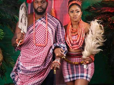 The Igbo Traditional Marriage Attire And All You Need To Know About Their Culture
