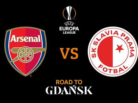 Arsenal v Slavia Prague Confirmed Team News and Predicted XI for EL first-leg