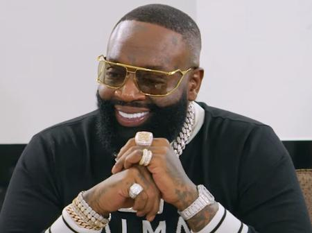A Look at Rick Ross's R73 Million Car Collection