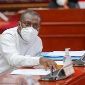Afenyo-Markin Uncovered Pre-decided Plan By NDC MPs To Baffle Akufo-Addo's Subsequent Term.