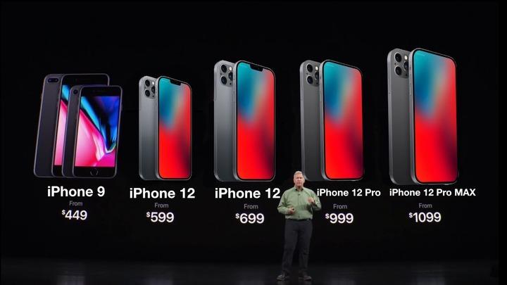 Resultado de imagem para iPhone 12 series