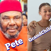 Chief Pete Edochie is 74 Today, See Photos of his Sons and Grand Children