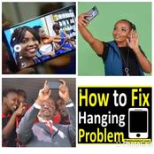 Reasons Why Our Phones Are Hanging And How You Can Solve The Problem Easily