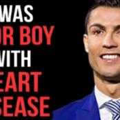 Seven Things You May Not Have Known About Cristiano Ronaldo