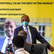 Motsepe Gain New Ground As Senghor Drops Out Of CAF Presidential Election