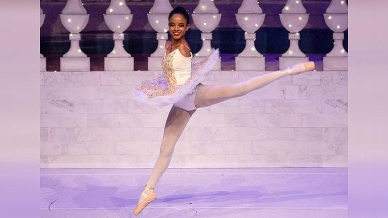 This 16-Yr-Old Ballerina With No Arms Is Proving Everything Is Possible.