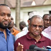 Joho Explains Why He Should Be Considered By ODM Party For A Presidential Ticket
