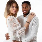 Manchester United Fred is married to a beautiful chemical engineer.