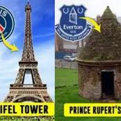 Did You Know The Architectural Icons In Football Logos? - Architectural Icons In Football Logos