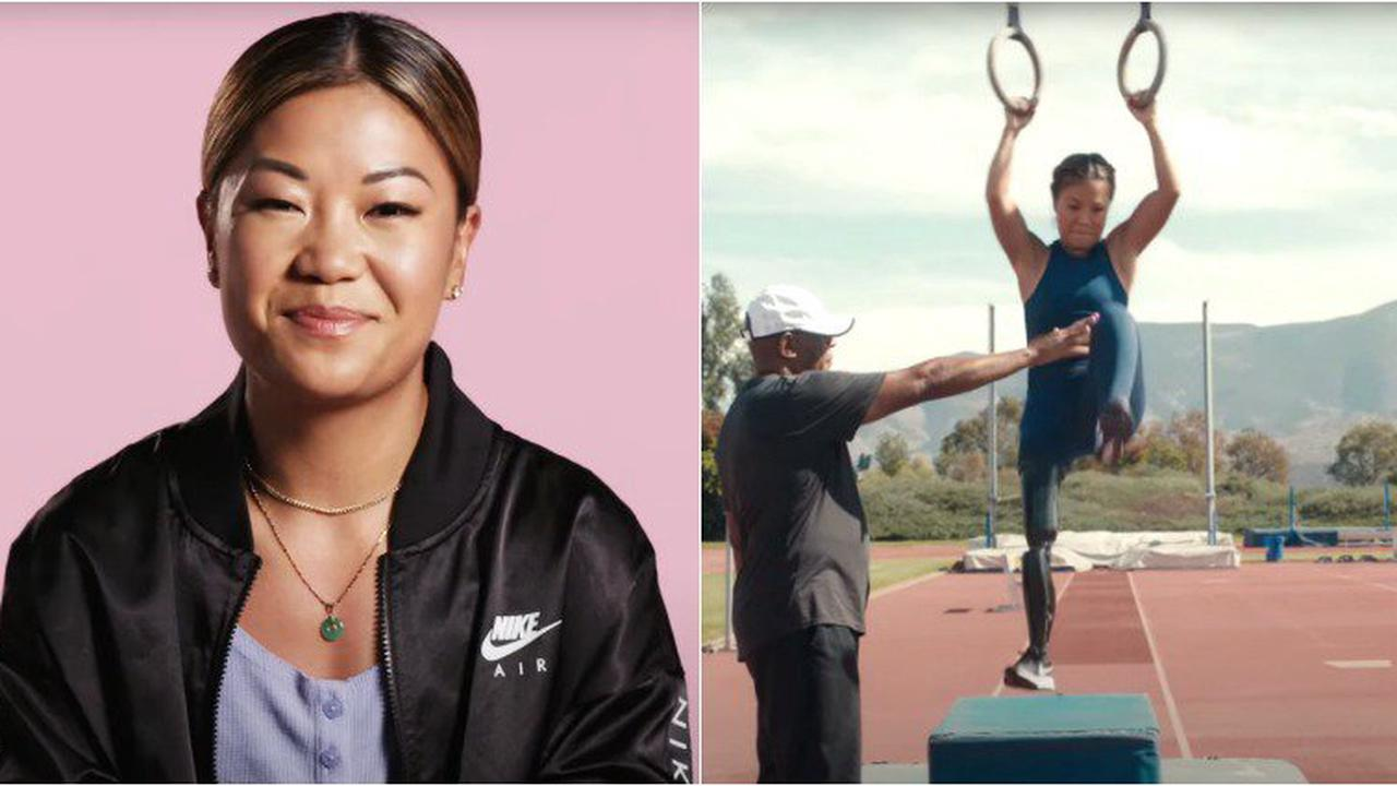 Paralympian Scout Bassett opens up about her life, anti-Asian discrimination