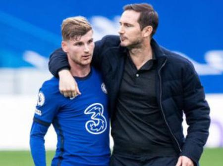 How Lampard Can Get The Best out Of Timo Werner