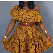 Checkout Chic And Classy Ankara Dress Styles For Your Events