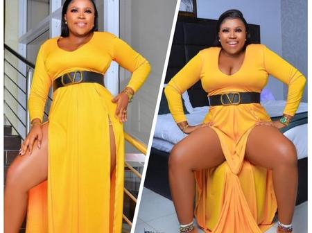 Actress Chioma Chijioke Celebrates Her Birthday In Grand Style