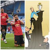 4 Reasons Why Man United Were Able To Beat Man City In Ethihad