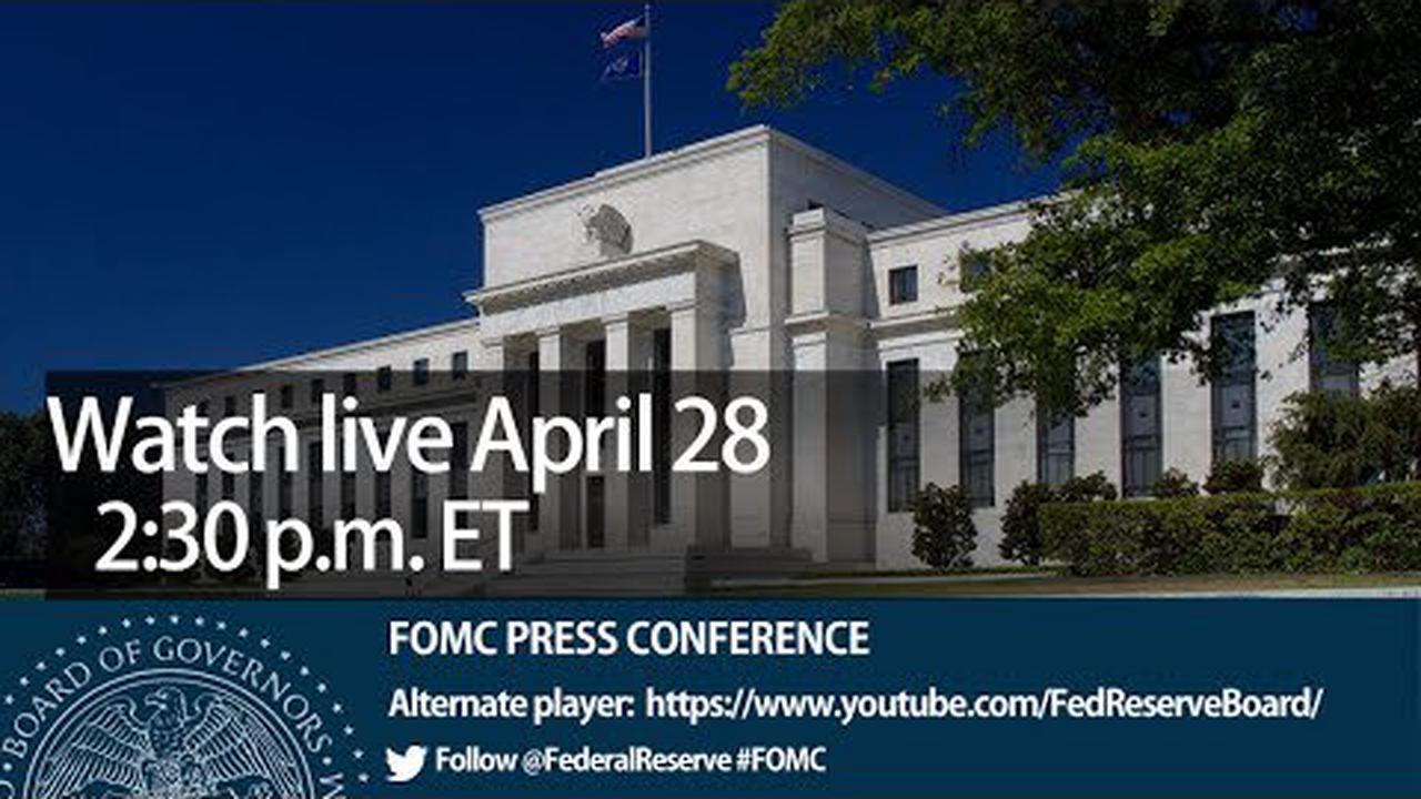 Jerome Powell: Headlines seiner Pressekonferenz + Live-Feed - Powell versucht Märkte zu beruhigen