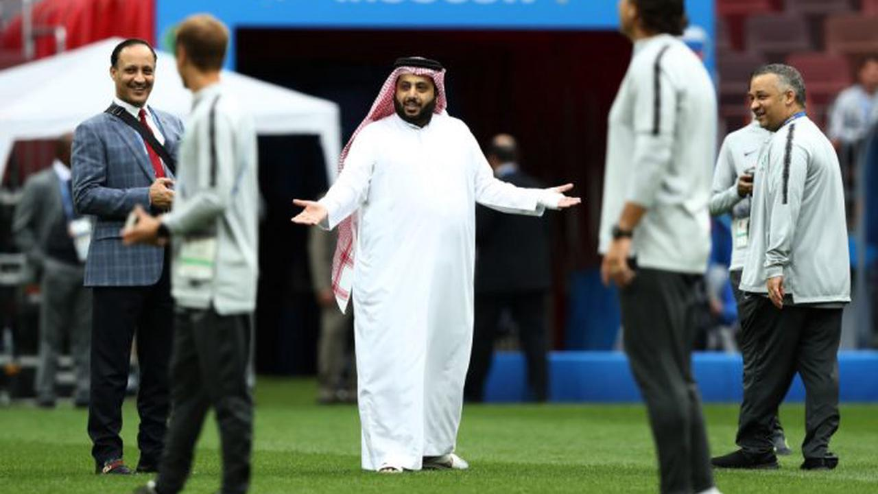 Turki Al-Sheikh: I never interfered in failed Sirino transfer to Al Ahly