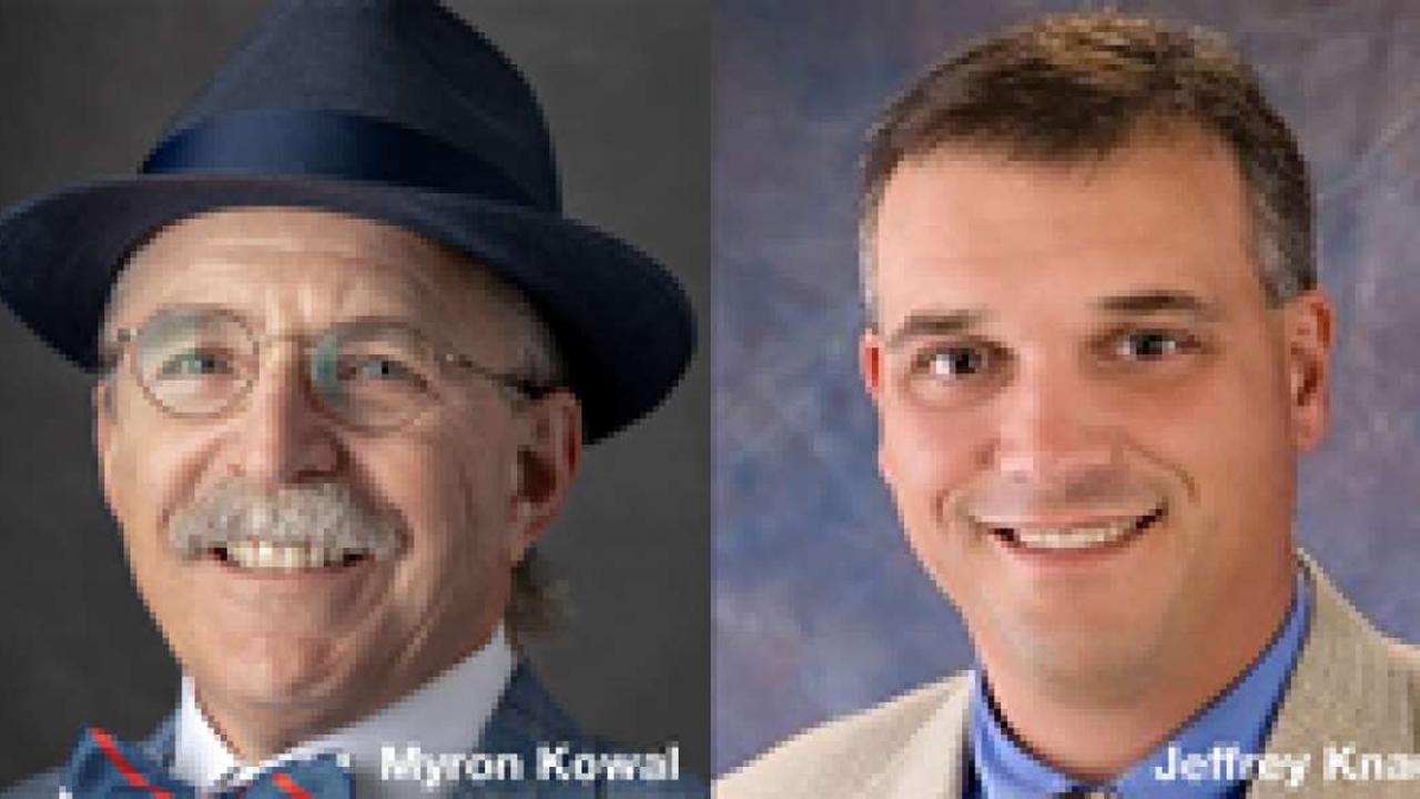 Myron Kowal announces retirement: Webster native, Jeffrey Knauss, answers the call