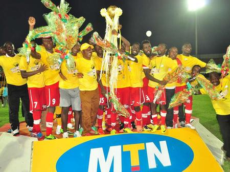 Top 5 Ghanaian Premier League Clubs With Most Trophies In 2021