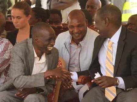 Ruto's Aide Farouk Kibet Opens up on Alleged Ruto-Raila Coalition, Sets Tough Conditions